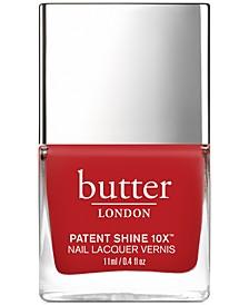 Patent Shine 10X™ Nail Lacquer