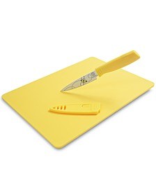 Bee Paring Knife & Cutting Board, Created for Macy's