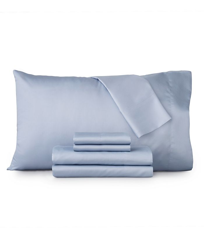 Goodnight Sleep - 1200 TC Cotton Poly 6-PC SS Solid