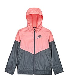 Sportswear Windrunner Big Girls Jacket with Extended Size