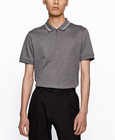 BOSS Men's Polston Slim-Fit Polo Shirt