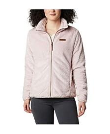 Women's Fire Side II High-Pile-Fleece Jacket