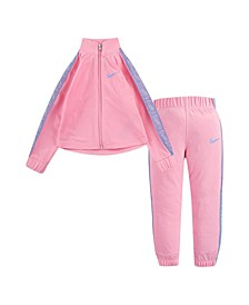 Little Girls Tricot 2 Piece Set