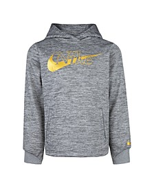 Little Girls Dri-Fit Pull-Over Hoodie