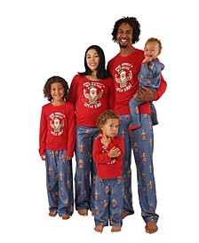 Matching Star Wars Holiday Chewbacca Family Pajamas Collection (Available in Women, Men, Kids&Baby)