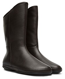 Women's Right Water-Resistant Mid Boots