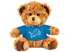 """Detroit Lions 10"""" Shirt Bear"""
