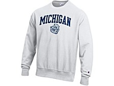 Michigan Wolverines Men's Vault Reverse Weave Sweatshirt