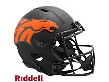 Denver Broncos Speed Eclipse Alt Replica Helmet