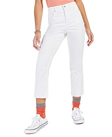 Petite Kick-Crop Jeans, Created for Macy's
