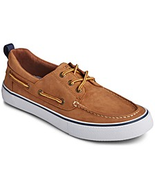 Men's Bahama 3-Eye Boat Shoes