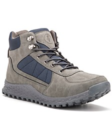 New York Men's Raptor Mid-Top Sneaker