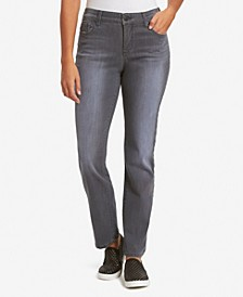 Women's Mandie Straight Average Length Jeans