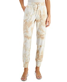 Tie-Dyed Jogger Pants, Created for Macy's