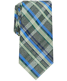 Men's Fortin Classic Plaid Tie
