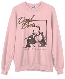 Cotton David Bowie Sweatshirt