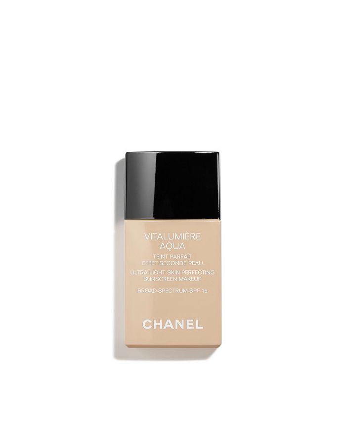 CHANEL - Ultra-Light Skin Perfecting Sunscreen Makeup Broad Spectrum SPF 15