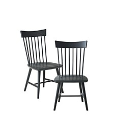 Closeout Lancaster Dining Chair, Set of 2