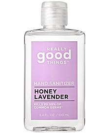 Honey Lavender Hand Sanitizer, 3.4-oz.