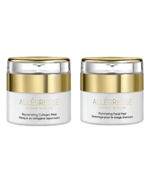 Allegresse 24K Skincare Rejuvenate and Illuminate 2 Piece Set