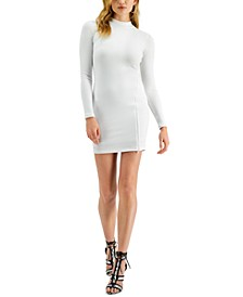 Nandy Ribbed Mini Dress