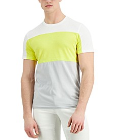 Men's Colorblocked T-Shirt, Created for Macy's