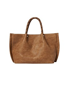 Hamilton Vegan Leather Tote