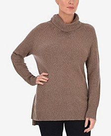 Plus Size Roll Neck Jumper