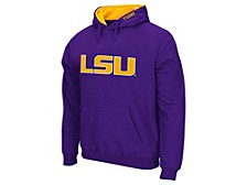 LSU Tigers Men's Big Logo Hoodie