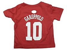 Infant San Francisco 49ers Mainliner Player T-Shirt - Jimmy Garoppolo