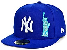 New York Yankees Liberty 59FIFTY Cap