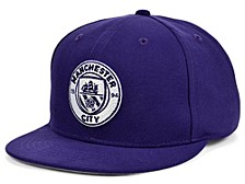 Manchester City Club Team Retro Color Pack Snapback Cap