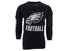 Philadelphia Eagles Men's Zone Read Long Sleeve T-Shirt