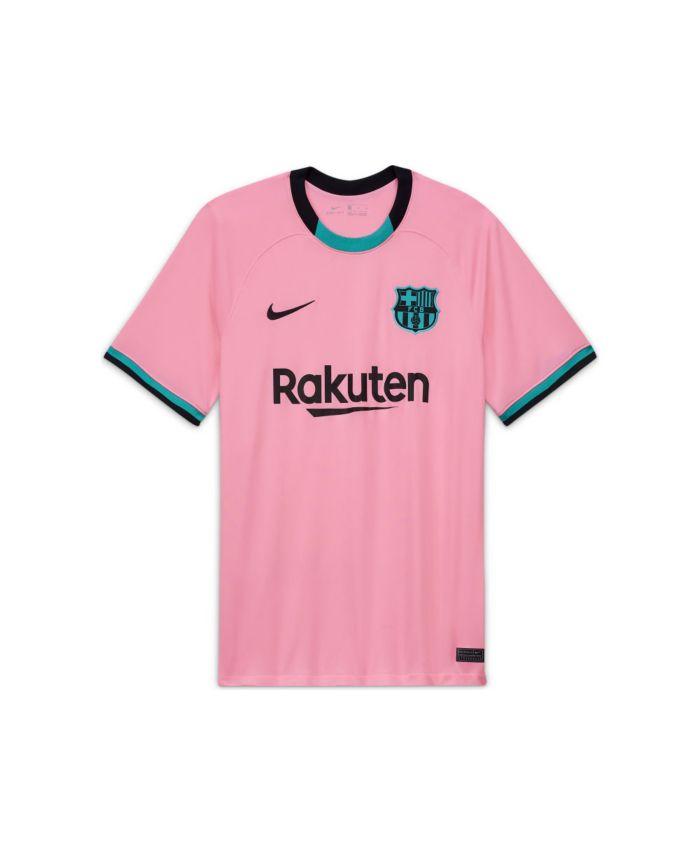 Nike Men's FC Barcelona Club Team 3rd Stadium Jersey & Reviews - Sports Fan Shop By Lids - Men - Macy's