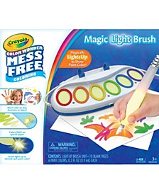 Color Wonder Magic Light Brush, Mess Free Painting, Gift for Kids, 3, 4, 5, 6
