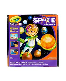 Solar System Science Kit, Educational Toy, Gift for Kids, Ages 7, 8, 9, 10