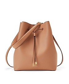 Dryden Debby Leather Drawstring