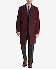 Men's Luther Luxury Blend  Overcoat
