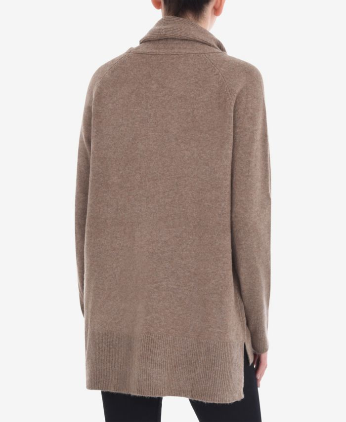 Live Unlimited Women's Roll Neck Pullover Sweater & Reviews - Sweaters - Women - Macy's