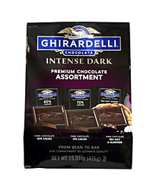 Intense Dark Chocolate Premium Collection, 15 oz