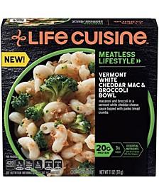 Vermont White Cheddar Mac & Broccoli Bowl, 5 Count