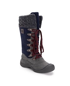 Women's Ginny Cold Weather Snow Boots