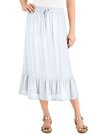 Tiered Peasant Skirt, Created for Macy's