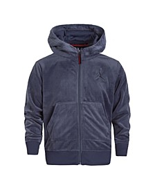 Big Boys Full-Zip Hoodie