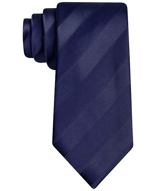 Sean John Wilson Solid Stripe Tie