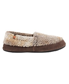 Men's Moccasin Comfort Slip On Slippers