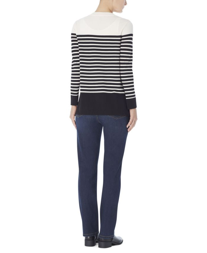 Jones New York Women's Pullover Sweater & Reviews - Sweaters - Women - Macy's