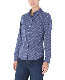 Easy Care Blouse Shirt