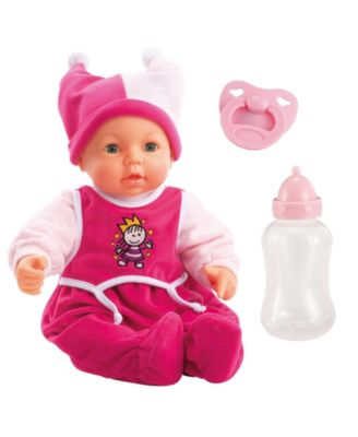 """Hello Baby Multi Function 18"""" Baby Doll"""