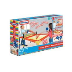 Little Tikes Easy Score Rebound Tennis Ping Pong Game with 2 Paddles